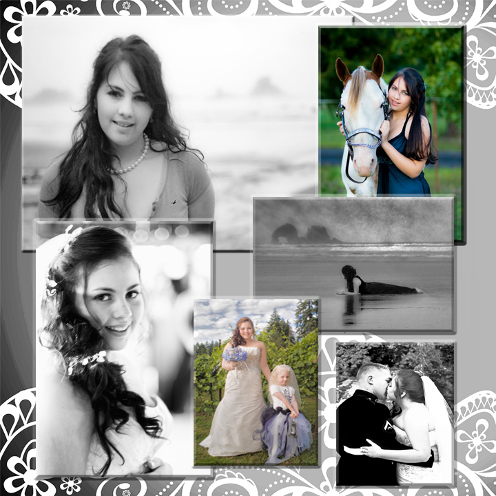 kirbie collage